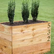 13 diy planter box plans for free