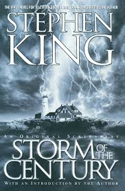 amazon storm of the century an original screenplay 9780671032647 stephen king books
