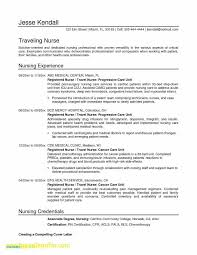 Registered Nurse Resume Objective Statement Examples 20 Registered