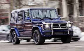 2016 Mercedes-AMG G63 4MATIC Test | Review | Car and Driver