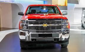 2015 Chevy Silverado Versus Ford's 2015 Super Duty