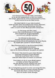 Spruch Zum 50 Geburtstag Frau Lustig Ribhot V2