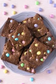 easter brownies one happy housewife