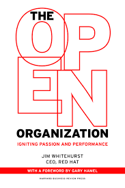 Red Hat Organization Chart The Open Organization