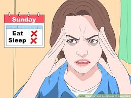 Best Illness To Fake To Get A Doctors Note 5 Ways To Fake Symptoms Of Being Sick Wikihow