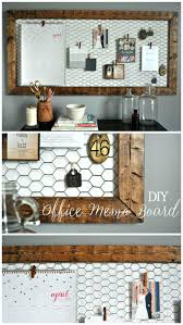 diy fitted office furniture. Diy Fitted Office Furniture Easy Rustic Memo Board Wwwlittleglassjarcom I