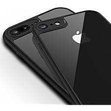 iphone 6 plus case. iphone 6 plus case, 6s owm [world\u0027s thinnest bumper case] phone cover black designer slim tpu silicone with clear transparent hard back iphone case i