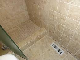 Best Tile Shower Floor With Tiling A Shower Floor Over Concrete Bathroom Flooring  Tile Ideas