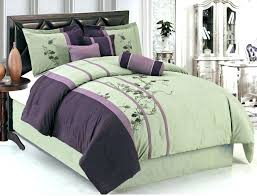 lime green bedding black and green bedding green bedding sets purple and green bedding set with