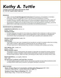 Resume Examples For College Enchanting College Resumes Examples College Graduate Resume Examples New