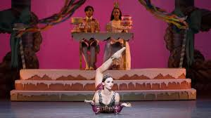in a season full of nuter the brilliance of balanchine shines through