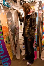 Snowboard Size How To Choose An Appropriate Board