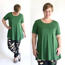 Tunic Sewing Pattern Magnificent Free Swing Tunic Sewing Pattern Perfect For Leggings It's