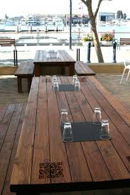 wood patio furniture plans beautiful build wood patio table plans diy wooden radio plans