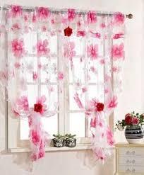 Романтичные <b>шторы</b> для вашей кухни: нежный и красивый дизайн