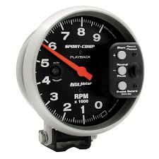 autometer sport comp tach wiring solidfonts autometer sport comp tach wiring diagram nodasystech marine auto meter tach wiring
