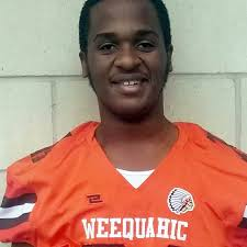 Weequahic High School Football Player Named Finalist for USA Football's  Heart of a Giant Award