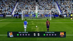 PES 2021 | Real Sociedad vs Barcelona ...