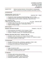 How To Write A One Page Resume Template Modern Brianhans Me