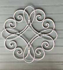 white metal wall decor like this item white metal star wall decor
