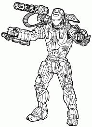 Small Picture Color Iron Man Coloring Pages Coloring Coloring Pages