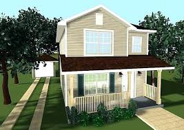 two y townhouse designs small story house plans with porches home homes 2 balcony nz