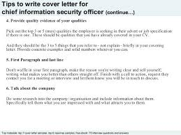 Sample Information Security Cover Letter Security Cover Letter Ideas