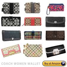 coach america made leather wallets for girls