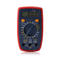 WHDZ DT33A <b>Backlight Display</b> Alarm <b>Digital</b> Multimeter   Gearbest