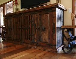 spanish style furniture. Old Wooden Spanish Style Furniture TV Stand .
