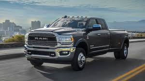 Ram 3500 Towing Capacity Chart 2019 Ram Hd First Test How 1 000 Lb Ft Performs At The