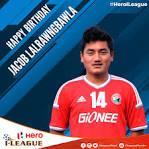Jacob Lalrawngbawla biography