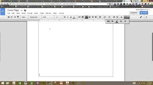 How To Insert A Page Border In Google Docswebm Teaching