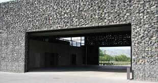 gabion wall design materials and