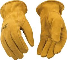 Details About Kinco 50 Unlined Mens Suede Work Gloves