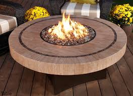 Outdoor Gas Fire Pit Coffee Table Fireplace 4 Table Outdoor Fireplace Table  Q