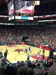 Yum Center Seating Chart Women S Basketball Kfc Yum Center Section 112 Home Of Louisville Cardinals