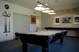 pool tables on carpet or hardwood floors