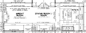 open concept floor plans. Open Concept Floor Plan - Light Fixture Options For Dining Room Plans