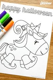 Try coloring one and then using the text tool to add a special message, and make it into a card for halloween. 31 Free Halloween Coloring Pages For Adults Kids Download Now