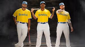 Red Sox Unveil New Boston Marathon-Themed Uniforms For Patriots' Day  Weekend – CBS Boston