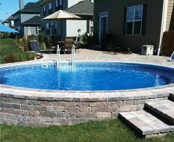 semi inground pool ideas. Semi Inground Pool Ideas R