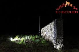 Solar Lighting Blog Ember LED Exterior LED  Solar Powered LED - Exterior sign lighting