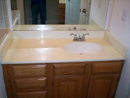 White Bathroom Cabinets With Dark Countertops Best Bathroom Remodel