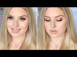 makeup for fair or pale skin glam daytime rose gold s