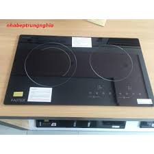 Bếp từ Faster FS 600I nhập khẩu Malaysia, bếp từ đôi, bếp điện từ, bếp từ  giá rẻ - Bếp điện kết hợp