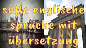 Spruch Engli Kurze Sprüche Englisch Love Rulmeca Germany
