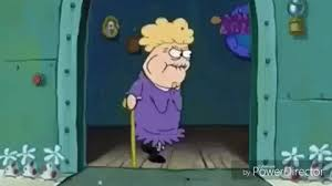 chocolate spongebob lady.  Chocolate Even Though She Can Move Her Wheelchair Around The House Without Arms  Still Forces Daughter To Rub Chocolate All Over Body Intended Chocolate Spongebob Lady U