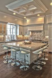 home kitchen designs. 30 spectacular white kitchens with dark wood floors - page 23 of home kitchen designs e
