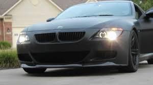 Coupe Series black bmw m6 : Matte Black BMW M6 - Inspiration - YouTube